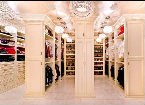 Create The Organized Closet Of Your Dreams