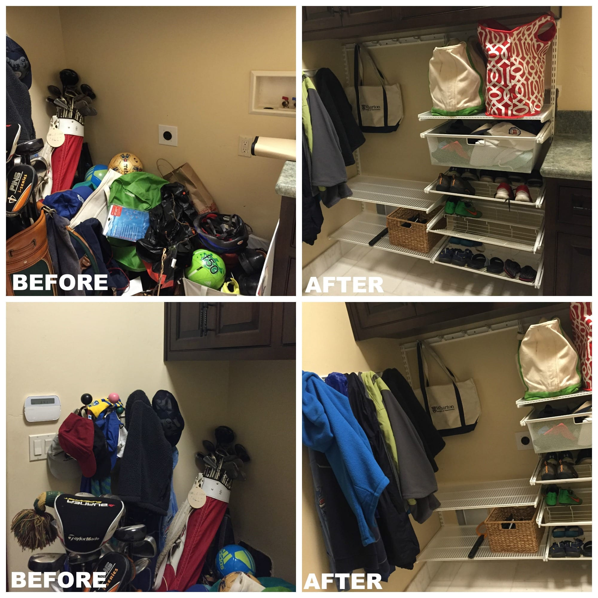 Organization Tips To Curtail Clutter