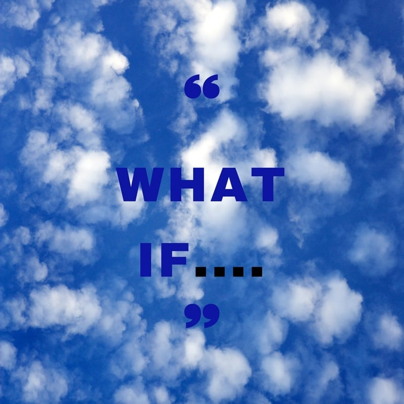 """Get more done with a """"what-if"""" plan"""