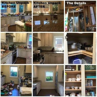 Palo Alto professional organizer kitchen