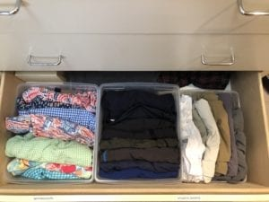 Closet Organizing Products