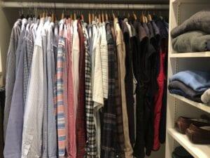 Closet Organzing Products